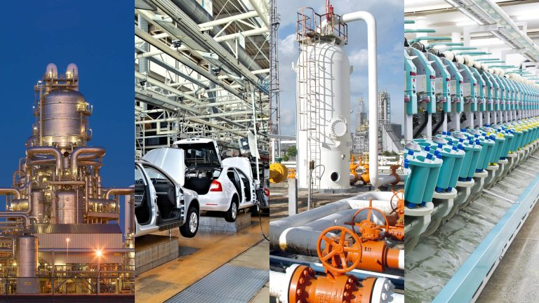 Industrial Filtration Application: The Top Five