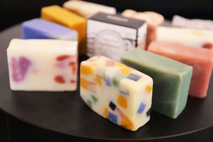 soap made by Huxter