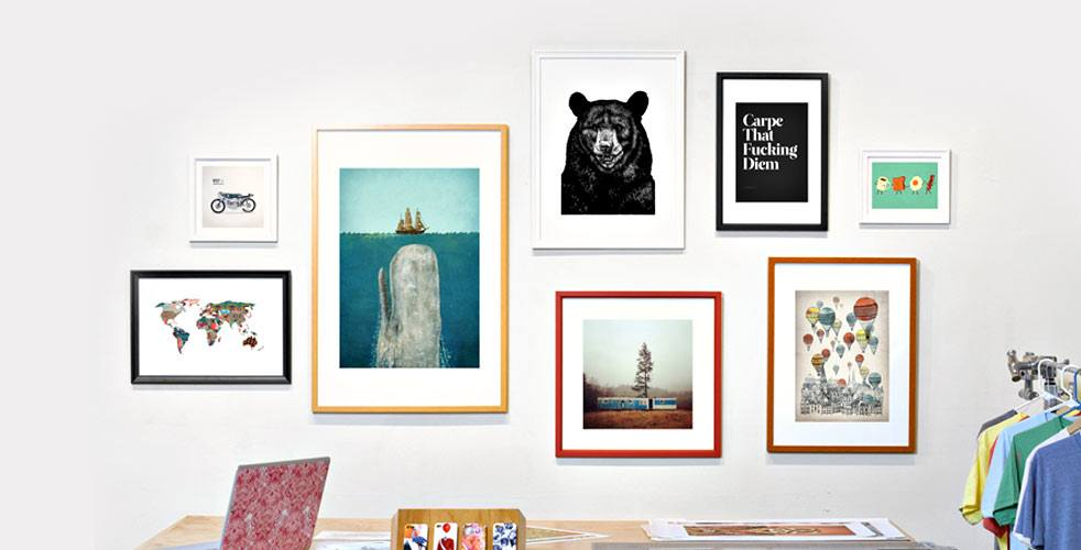Wonderful Art Pieces to Decorate Your Home with Affordable Art
