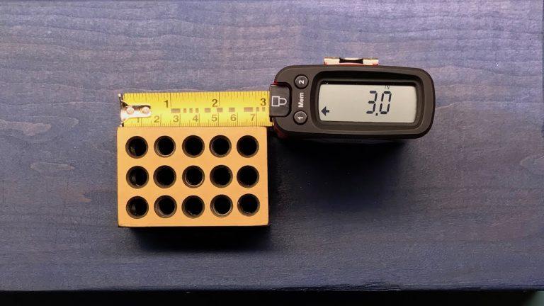 Use Digital Measuring Tape.