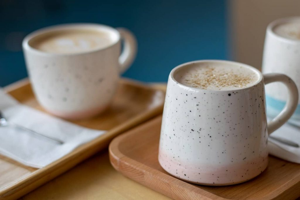 Definition of Espresso Coffee cups and how to use them
