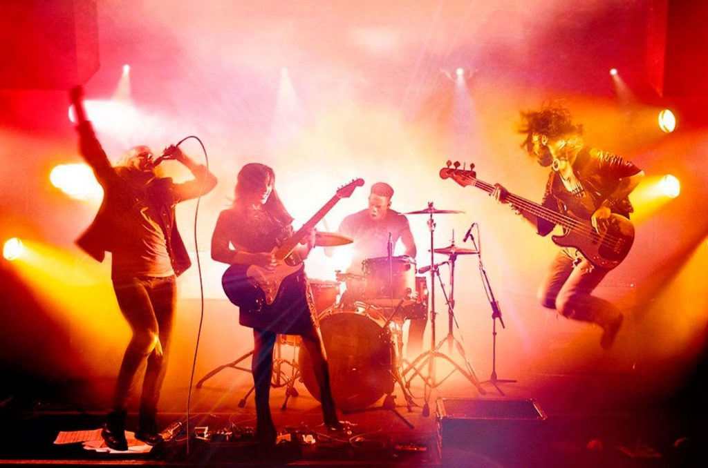 bands for hire Melbourne
