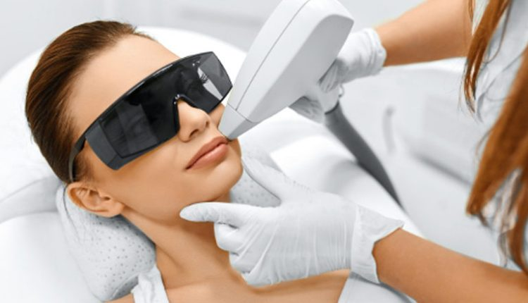 Laser hair removal treatment training