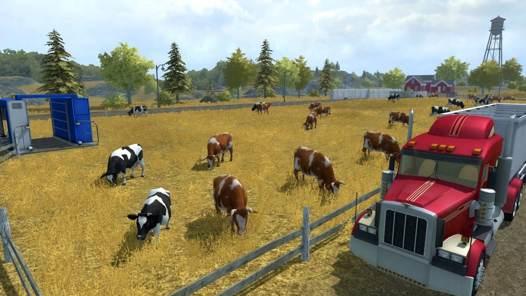 farming simulator games