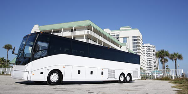 Wedding Transportation Tips On Bus Charter