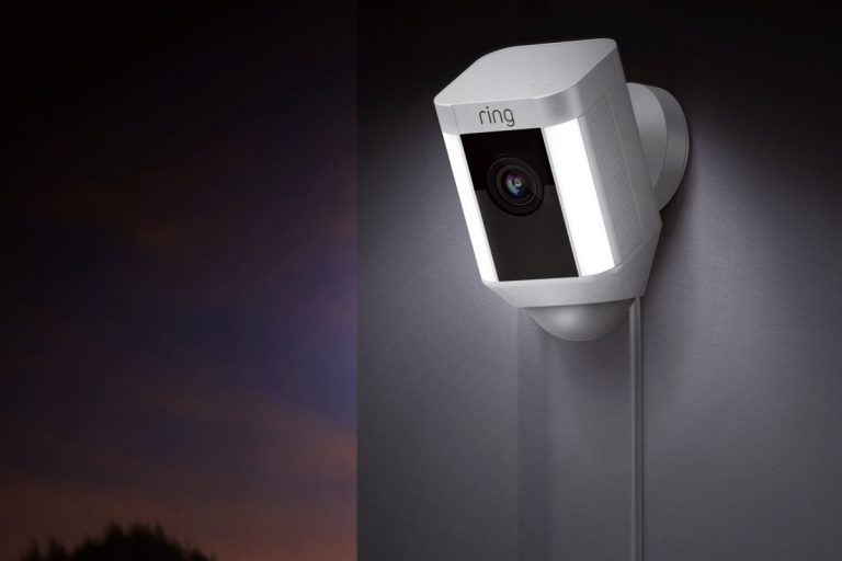 High-Definition Security Camera