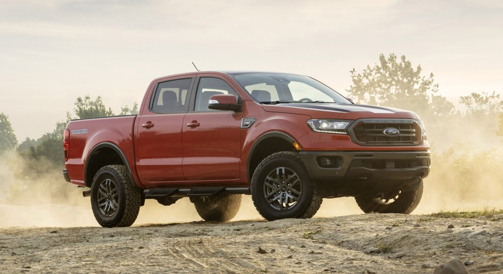 Features That Make Ford Ranger Truly Outstanding
